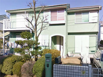 横浜市戸塚区 外壁塗装 屋根塗装 施工前