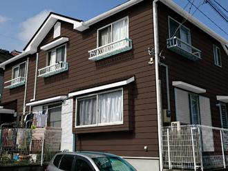 町田市 屋根塗装 外壁塗装 カラーシミュレーション 屋根の色 外壁の色 サーモアイ パーフェクトトップ ブラウン系