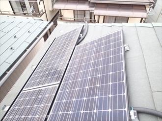 川崎市幸区|お住まい点検、雨樋交換と屋根・外壁塗装