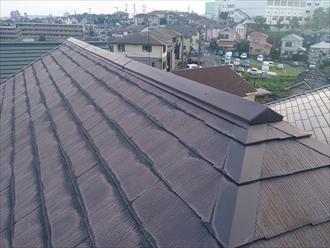保土ヶ谷区、屋根の状態