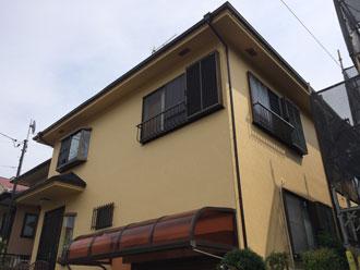 外壁塗装 屋根葺き替え  横浜市港南区