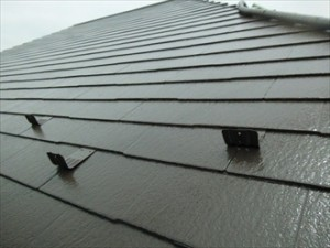幸区-屋根塗装、完成