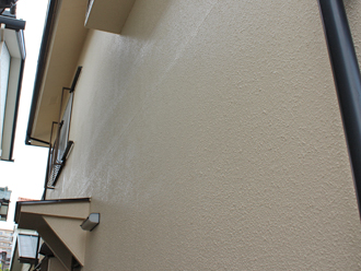 座間市 外壁塗装完了