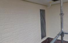 光触媒で塗り替えしたお住まい 外壁アップ