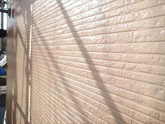 ベージュの外壁2