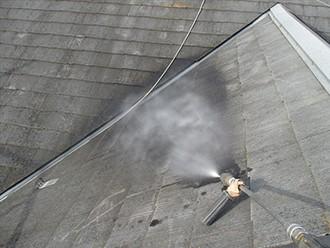 横浜市戸塚区 外壁塗装 高圧洗浄