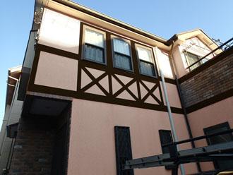 川崎市 外壁塗装 カラーシュミレーション2