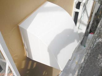 厚木市 塗装工事 換気扇フード