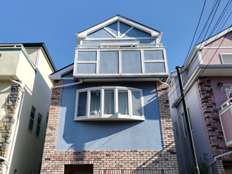 3階建てのお家