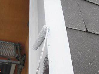 厚木市 屋根塗装 錆止め塗装